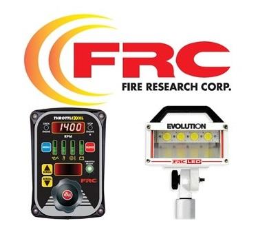 Providing lighting, fire truck equipment, pump controls and