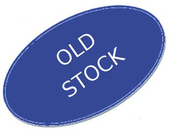 "Refurbished and ""New Old stock"" products"