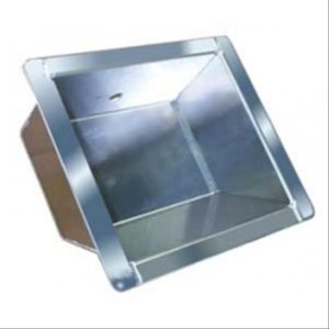 Inset light bucket