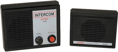 Interior Intercom, 2-station  ICA100-A00