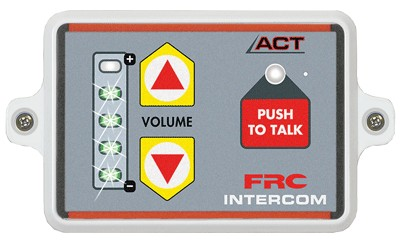 ACT Intercom  System 2 station HF or PTT ICA900