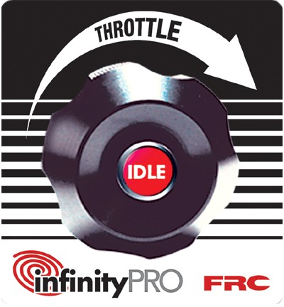 INFINITY PRO Engine Throttles  ETA 400