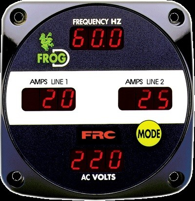 FROG D Generator Display Single Phase FDA100