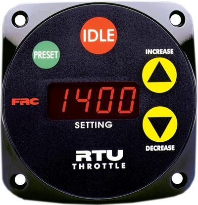 RTU Throttle, RTU, Cummins Celect, remote kit