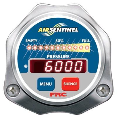 Air system, Air Sentinel, single display system AMA200