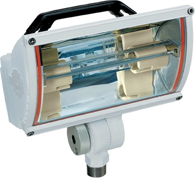 Optimun Light Head OPA100, 120 & 240 volt