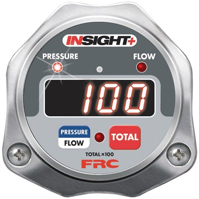 INSIGHT PLUS Digital Pressure and Flow Indicator FPA500