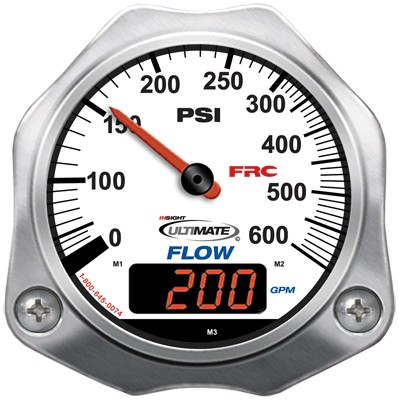 INSIGHT ULTIMATE Flowmeter and Pressure Indicators FPA400-