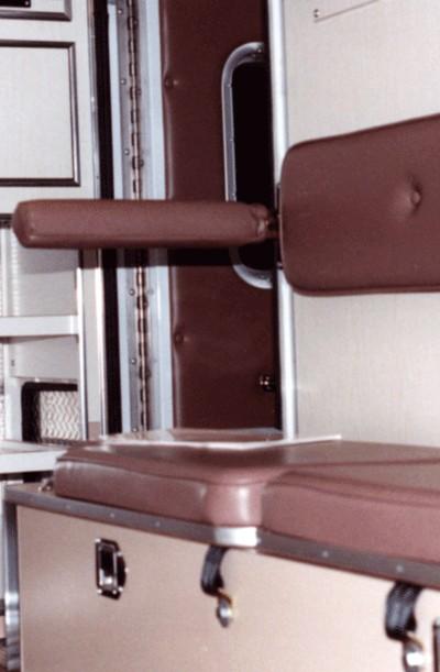 MANSAVER Bench Seat Bars MSA300