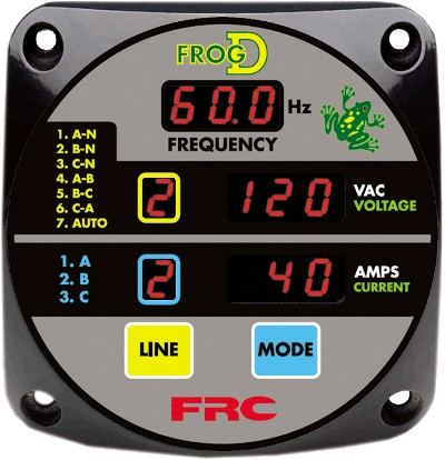 FROG-D Three Phase, Star  FDA710