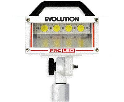 Hitch Mounted LED 8,000L Scene Light HM1-V08