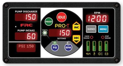 PRO-T Pressure Governor Panel J1939 - PRA300***