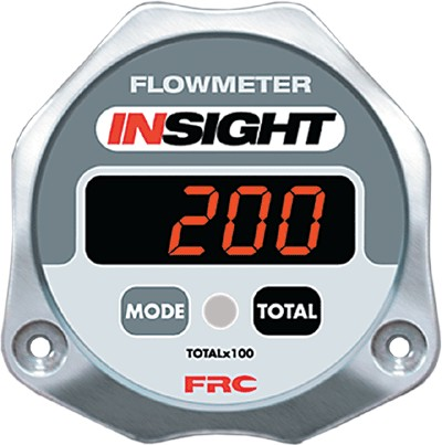 Replacement Insight Flowmeter DFA400 display