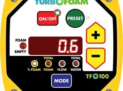 Foam Controls, Displays