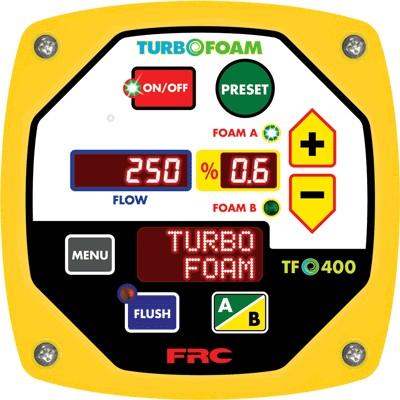 TurboFoam System TFC416