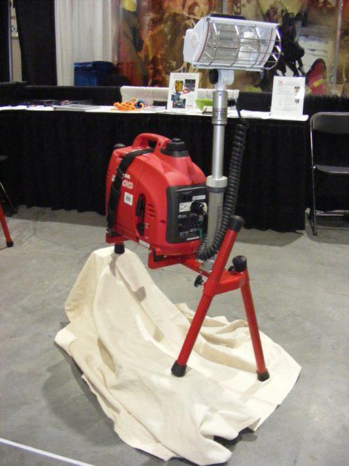 Portable Generator Scene Light  ATSL1S-S75
