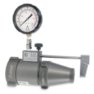 Apparatus flow test kits 2 1/2'' (65 mm) Flow Test Kit with Case