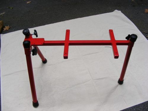 Equipment stand for Honda 2000i