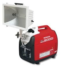 Tele-Lite EU2000 Generator, 1000W light,STD
