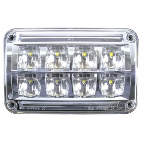 4x6 Diamondback LED Scene Lamp Head