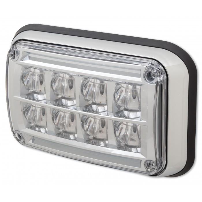 4x6 Diamondback LED Scene Lamp Head