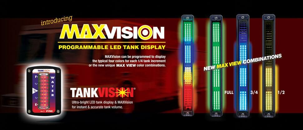 Maxvision LED Tank Display, WLA280-A00