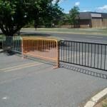 Steel Pedestrian Gates
