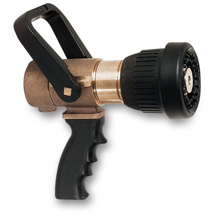 1 1/2'' Shipboard Vari-Nozzle with Pistol Grip
