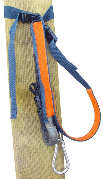 JackStrap, apparatus hose restraint JSA100